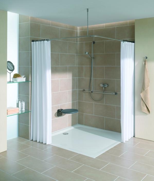 Bette Barrierefreie Dusche Duschsitz